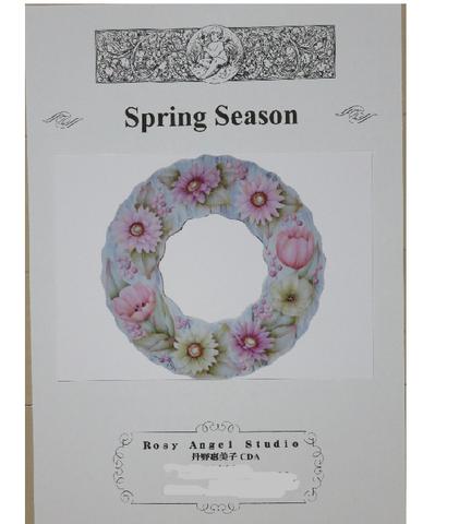 トールペイントパケット【Spring Season】