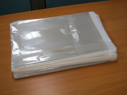 OPP袋A4 225×310テープ付き1,000枚