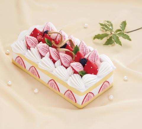 ≪キット≫苺のデコレーションケーキ