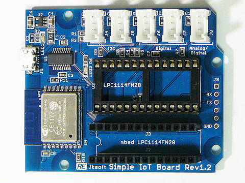 Simple IoT Board