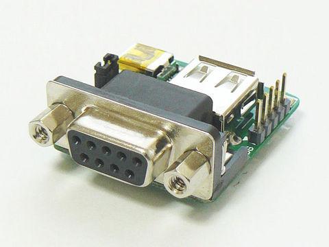 RS232Cリバースタイプ マイコン基板 SBRBT-R