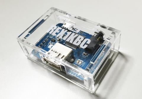 X1用キーボードアダプタ REX1KBC R2.0