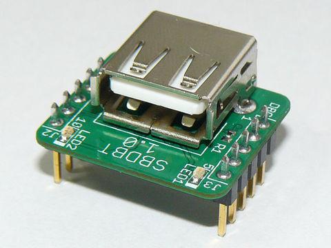 PIC24FJ64GB004 小型マイコン基板 SBDBT
