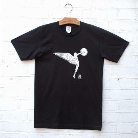 ラストレス スピリット・オブ・トライアンフ Tシャツ 白XLのみ