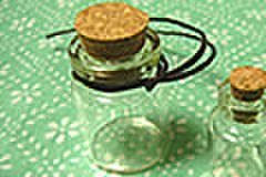 ミニガラスボトルSS  φ2cm