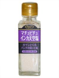 マチュピチュ インカ天空塩 100g(瓶〕 24LR