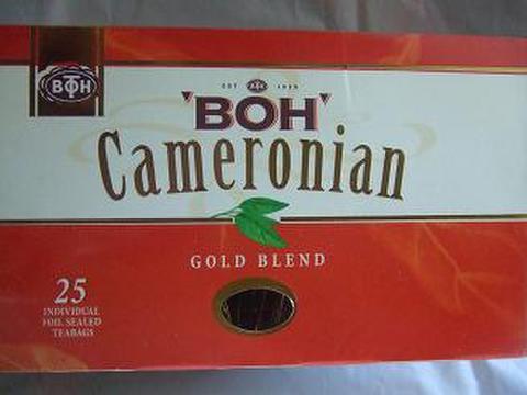 BOH TEA GOLD BLEND 20tea bags