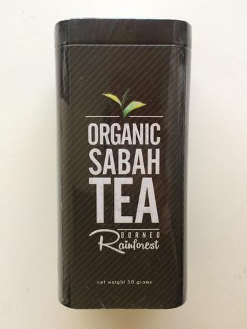 ORGANIC SABAH TEA 50g
