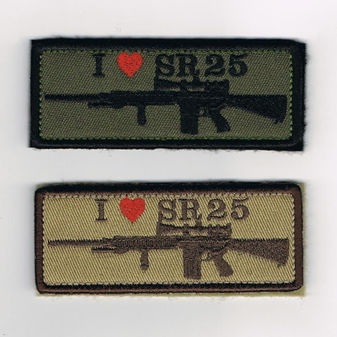 I LOVE SR25