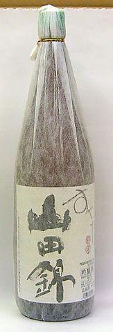笹の川吟醸酒「すべて山田錦」1.8L