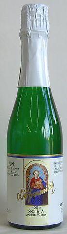リープフラウミルヒ・ゼクト・グリーンボトル375ml