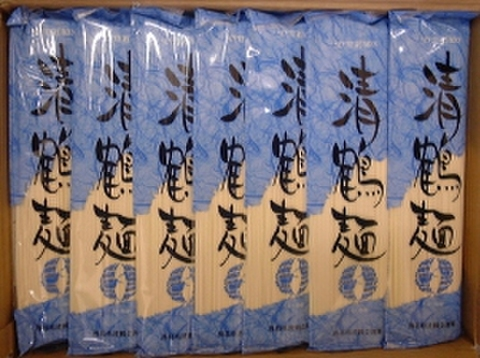 清鶴麺 青10束入り
