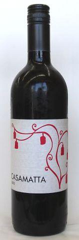 カザマッタ ロッソ2005(赤)