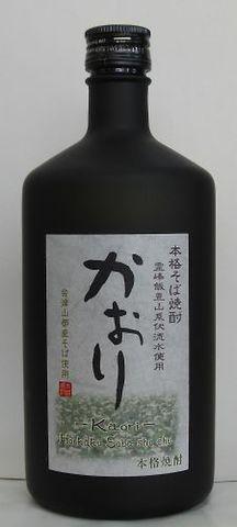 そば焼酎 「かおり」 720ml