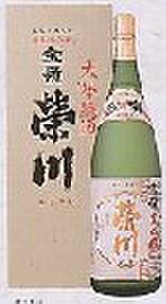 栄川 宝嶺大吟醸         (ほうれいだいぎんじょう)1.8L