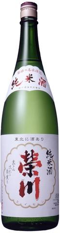 栄川 純米酒1.8L
