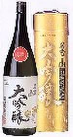 名倉山 大吟醸 1.8L