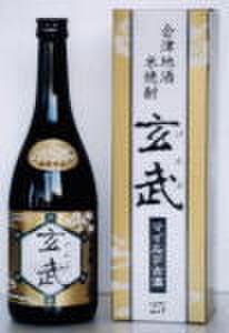 米焼酎 宮泉 玄武    720ml