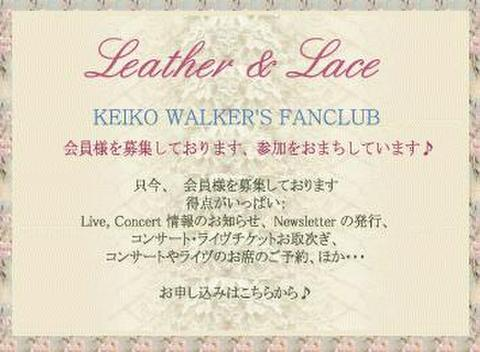 Leather & Lace 更新手続き