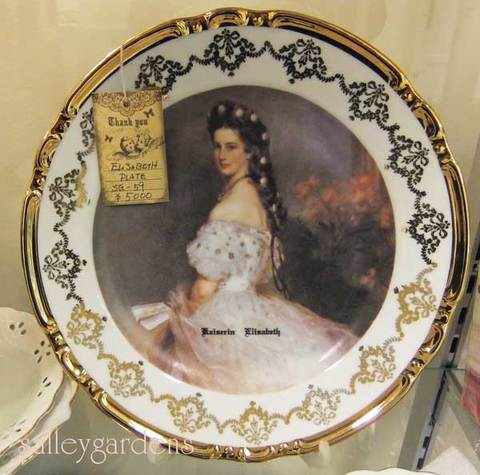 Elisabeth Decoration Plate