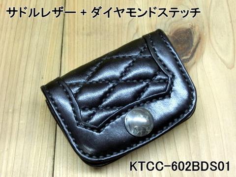 コインケース ダイヤモンドステッチ 財布