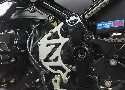 Z900RS スプロケットカバー タイプ1~4