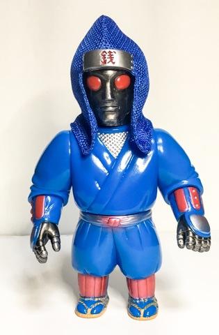 大江戸ROBOTS-ZENIGATA忍者blue