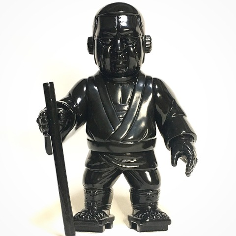 大江戸ROBOTS-座頭ロボ 双六 未塗装ブラック
