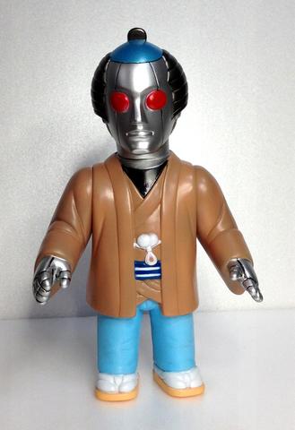大江戸ROBOTS-ZENIGATA(岡っ引ロボ) タイプB