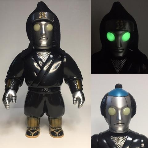 大江戸ROBOTS-ZENIGATA忍者Ver