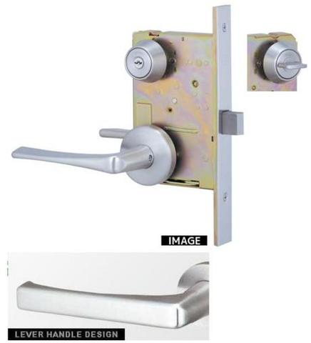 MIWA 美和ロック U9UUT50ー1 バックセット76mm 扉厚(mm)40~41 仕上 ST キー3本付属