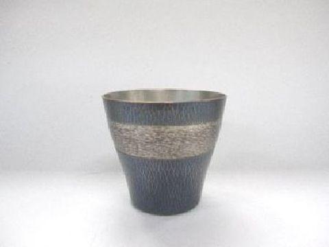 銅製 ロックカップ 紫金色(紙箱入)