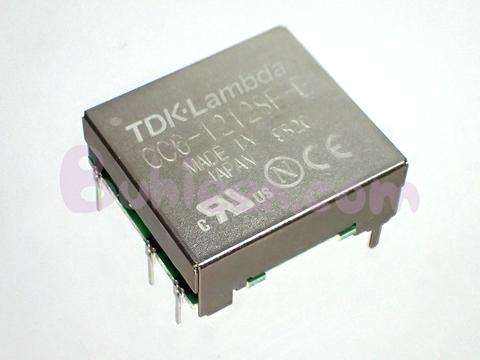 TDK-Lambda|DC/DCコンバータ|CC6-1212SF-E