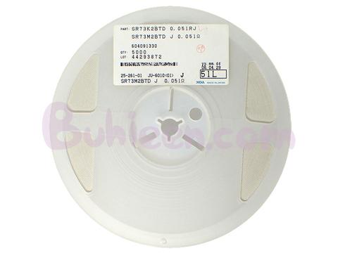 KOA|抵抗器|SR73M2BTD51LJ  (5,000個セット)