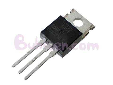 NXP|トライアック|BT139-600E