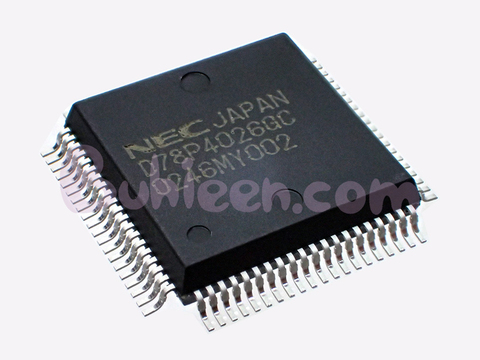 NEC|マイコン|UPD78P4026GC-3B9