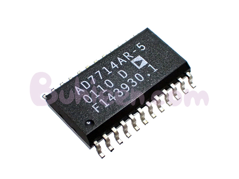 Analog Devices|A/Dコンバータ|AD7714AR-5