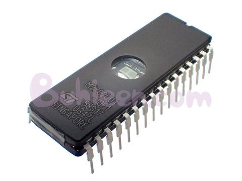 STMicroelectronics|UV EPROM|M27C2001-10F1