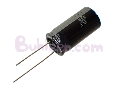 Panasonic|電解コンデンサ|EEUEB2W330