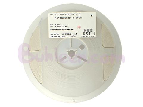 KOA|抵抗器|RK73B2ETTD101J  (5,000個セット)