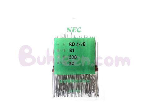 NEC|ダイオード|RD4.7E(B1)
