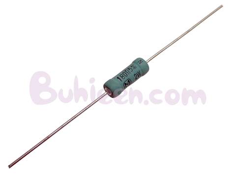 Panasonic|酸化金属皮膜抵抗器|ERG2ANJ181