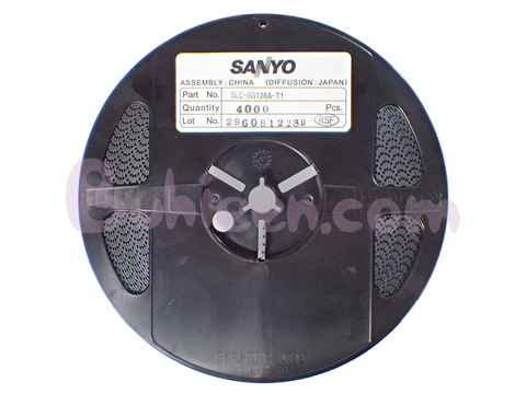 SANYO|LED|SLC-8G126A-T1