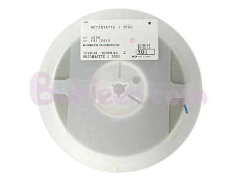 KOA|抵抗器|RK73B3ATTE301J  (4,000個セット)