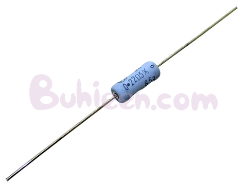 Panasonic|金属皮膜抵抗器|ERX3SJR22  (10個セット)