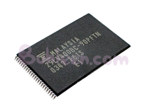 Fujitsu|Flash Memory|MBM29LV400BC-90PFTN-SFKE1