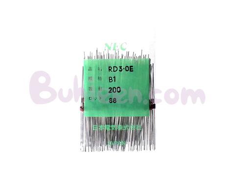 NEC|ダイオード|RD3.0E(B1)