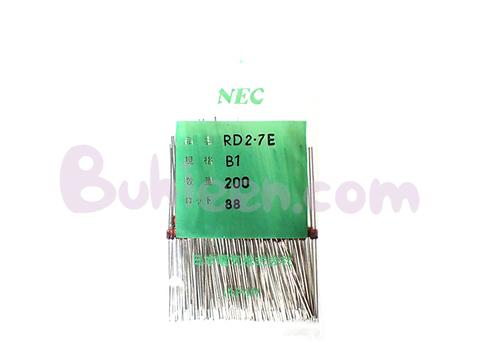 NEC|ダイオード|RD2.7E(B1)