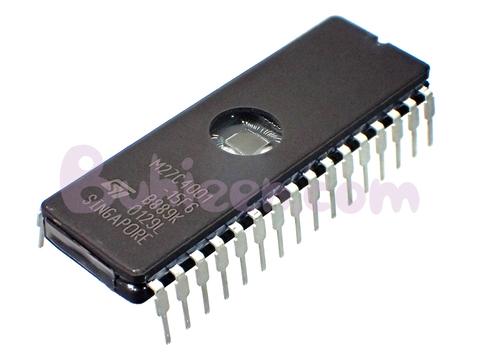 STMicroelectronics|UV EPROM|M27C4001-15F6