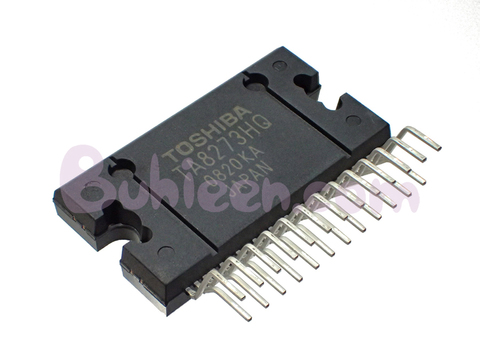 TOSHIBA|Audio Power IC |TA8273HQ